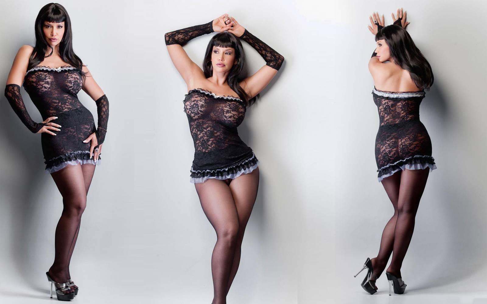 Самые секси тёлки в колготках и мини платьях фото 5 фотография